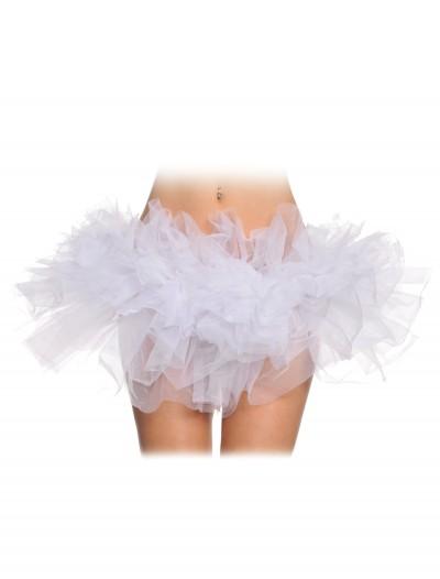 Womens White Tutu, halloween costume (Womens White Tutu)
