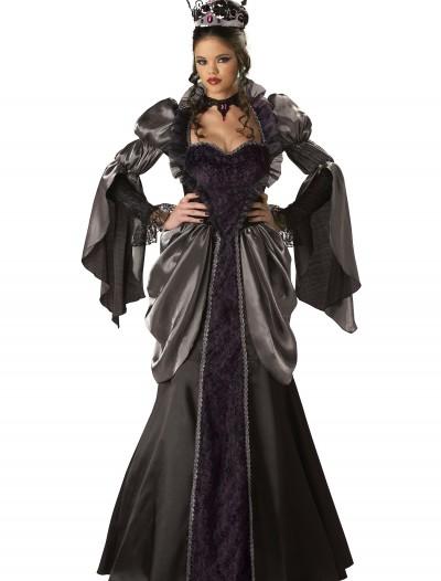 Womens Wicked Queen Costume, halloween costume (Womens Wicked Queen Costume)