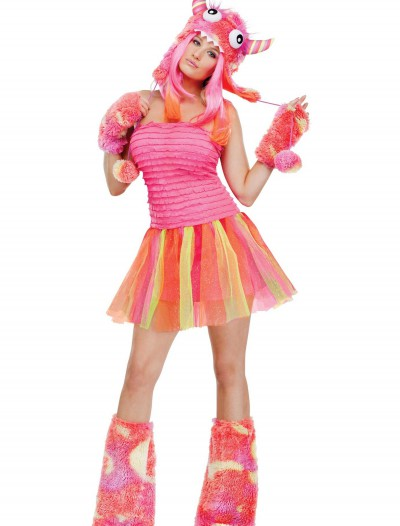 Women's Wild Child Monster Costume, halloween costume (Women's Wild Child Monster Costume)
