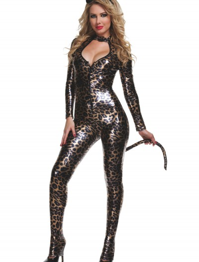 Women's Wildcat Costume, halloween costume (Women's Wildcat Costume)