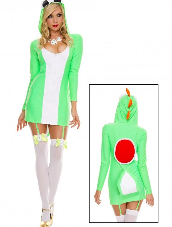 Womens Yoshee Costume, halloween costume (Womens Yoshee Costume)