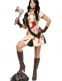 Womens Zombie Hunter Costume, halloween costume (Womens Zombie Hunter Costume)