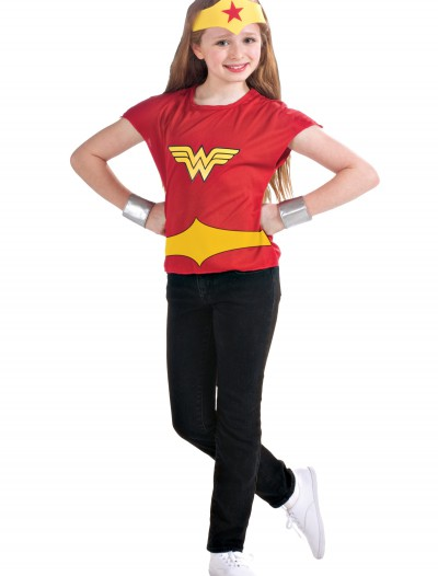 Wonder Woman Costume Set, halloween costume (Wonder Woman Costume Set)