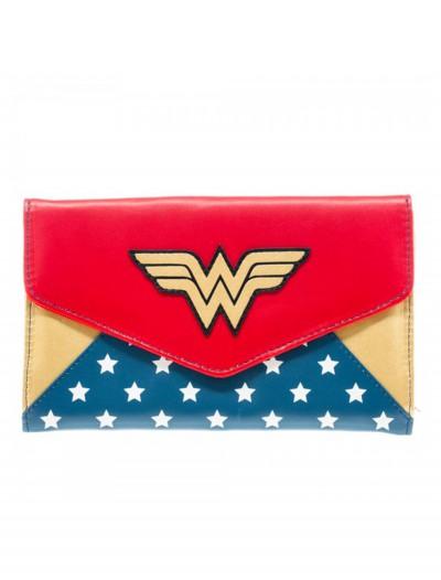 Wonder Woman Envelope Wallet, halloween costume (Wonder Woman Envelope Wallet)