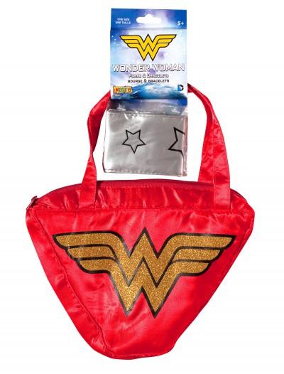 Wonder Woman Purse, halloween costume (Wonder Woman Purse)
