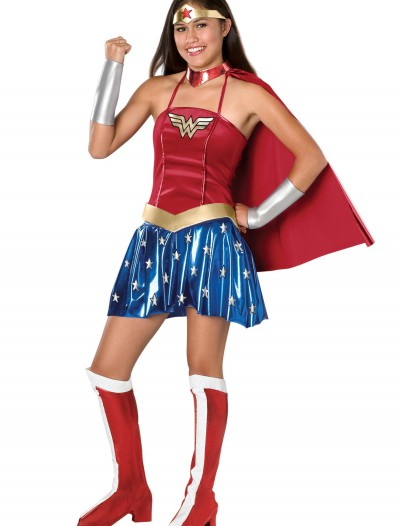 Wonder Woman Teen Costume, halloween costume (Wonder Woman Teen Costume)