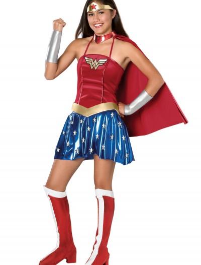 Wonder Woman Teen Costume, halloween costume (Wonder Woman Teen Costume)