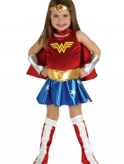 Wonder Woman Toddler Costume, halloween costume (Wonder Woman Toddler Costume)