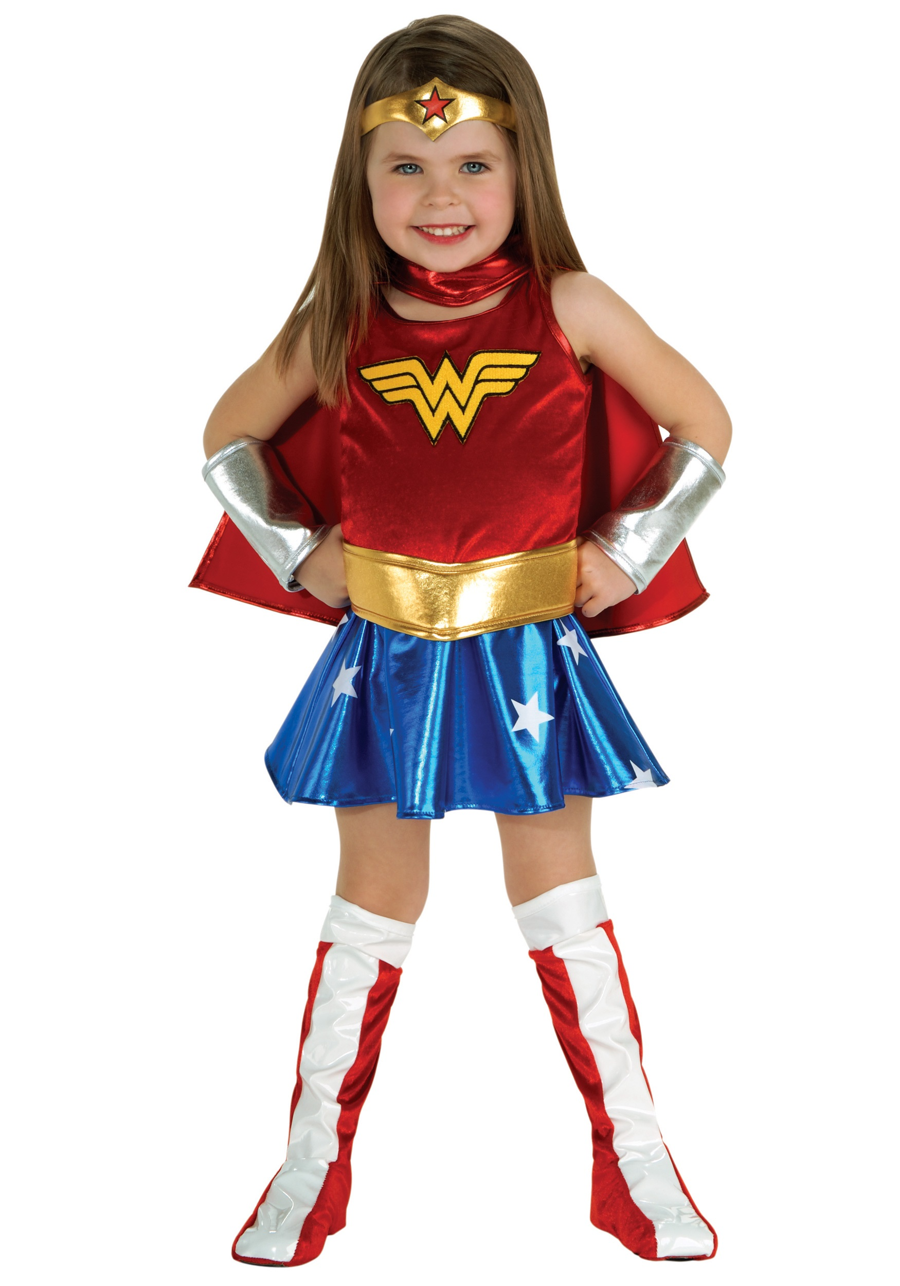 Wonder Woman Toddler Costume  sc 1 st  Halloween Costumes : superhero costumes kids  - Germanpascual.Com