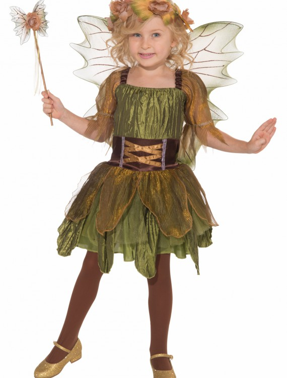 Woodland Fairy Child Costume, halloween costume (Woodland Fairy Child Costume)