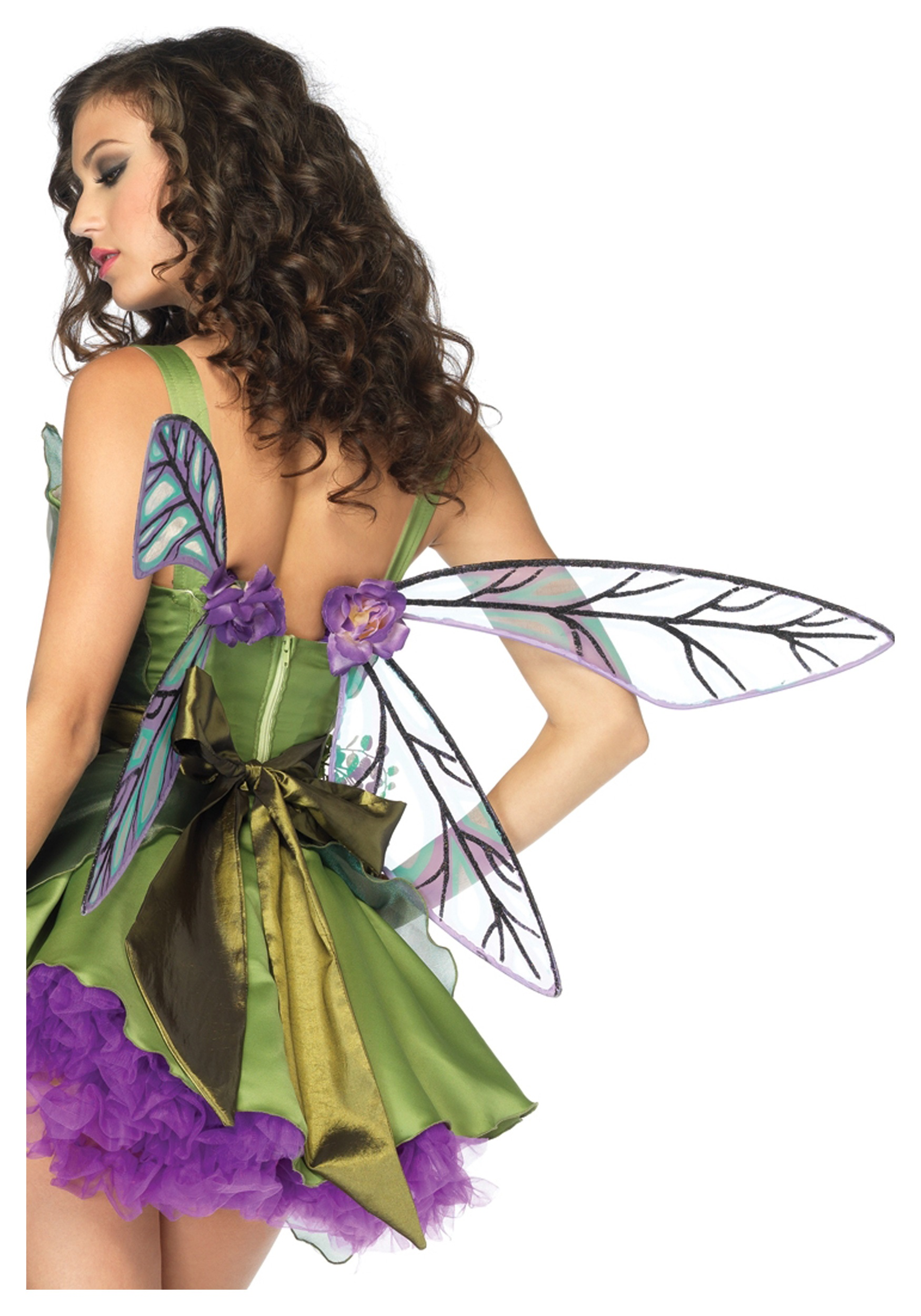 Back toFairy Accessories Fairy Costumes Halloween Accessories Storybook u0026 Fairytale Costumes Wings  sc 1 st  Halloween Costumes & Woodland Fairy Wings - Halloween Costumes