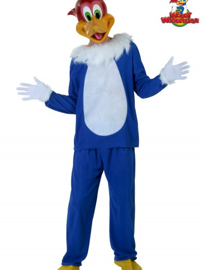 Woody Woodpecker Costume, halloween costume (Woody Woodpecker Costume)