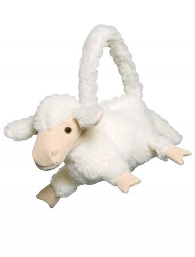 Woolly Lamb Handbag, halloween costume (Woolly Lamb Handbag)