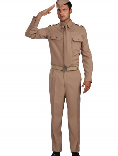 WW2 Army Costume, halloween costume (WW2 Army Costume)