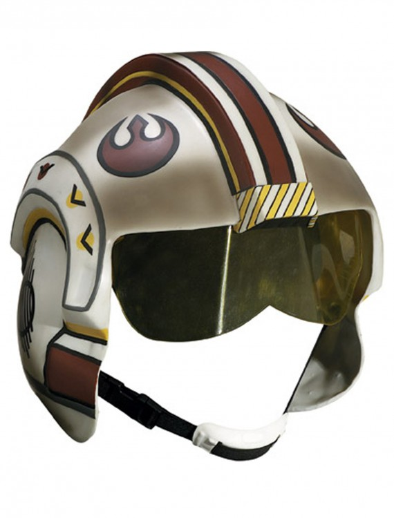 X-Wing Fighter Collectible Helmet, halloween costume (X-Wing Fighter Collectible Helmet)