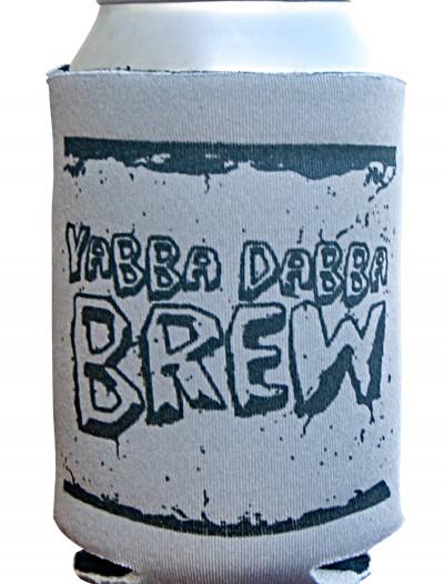 Yabba Dabba Brew Can Koozie, halloween costume (Yabba Dabba Brew Can Koozie)