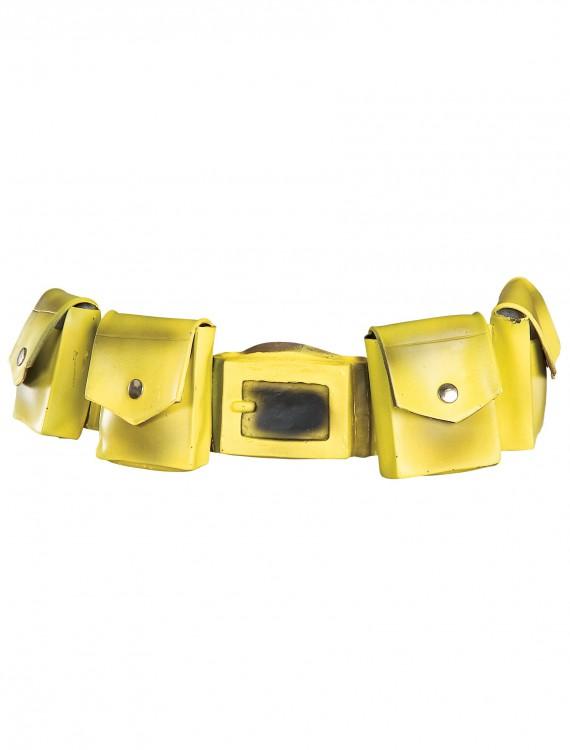 Yellow Batman Utility Belt, halloween costume (Yellow Batman Utility Belt)