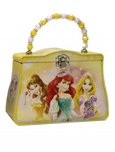 Yellow Disney Princesses Tin Purse, halloween costume (Yellow Disney Princesses Tin Purse)