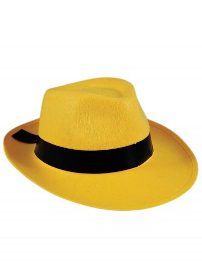 Yellow Fedora Hat, halloween costume (Yellow Fedora Hat)