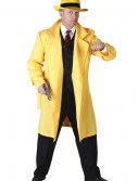 Yellow Jacket Detective Costume, halloween costume (Yellow Jacket Detective Costume)