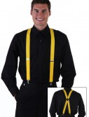Yellow Suspenders, halloween costume (Yellow Suspenders)