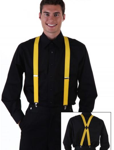 Yellow Suspenders, halloween costume (Yellow Suspenders)