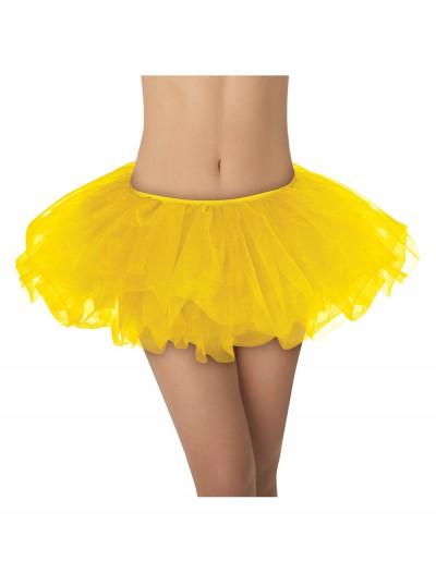 Yellow Tutu, halloween costume (Yellow Tutu)