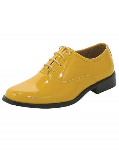 Yellow Tux Shoes, halloween costume (Yellow Tux Shoes)
