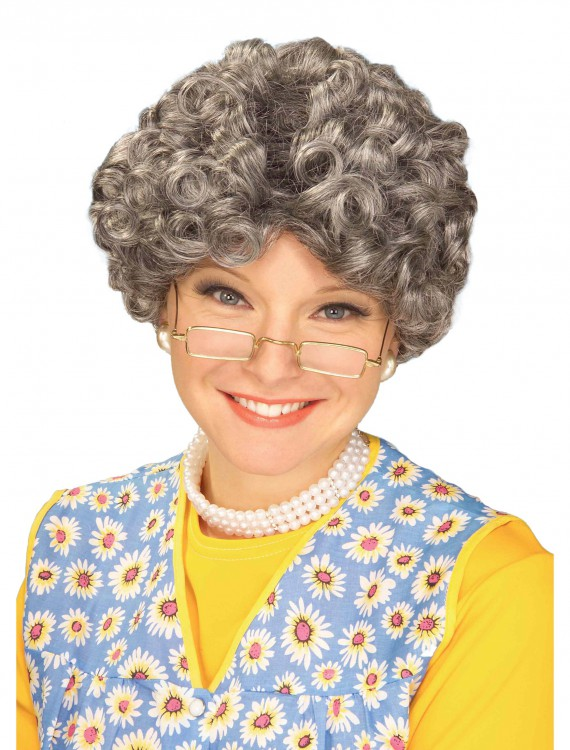 Yo Momma Wig, halloween costume (Yo Momma Wig)