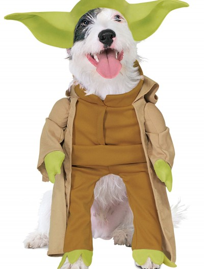 Yoda Dog Costume, halloween costume (Yoda Dog Costume)