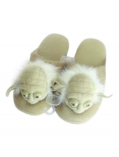 Yoda Slippers, halloween costume (Yoda Slippers)