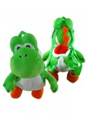 "Yoshi Plush 15"" Backpack, halloween costume (Yoshi Plush 15"" Backpack)"