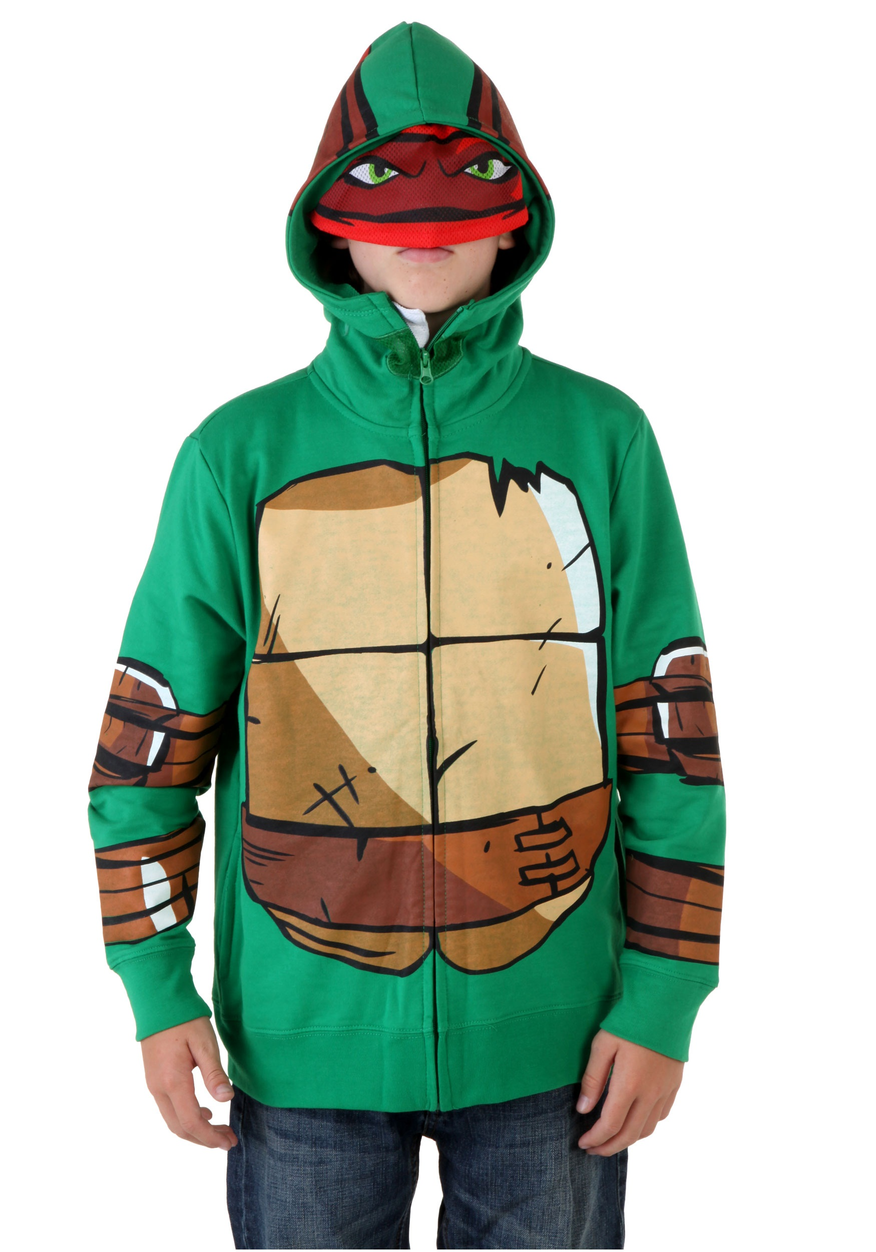 Youth TMNT Costume Hoodie  sc 1 st  Halloween Costumes : kids donatello costume  - Germanpascual.Com