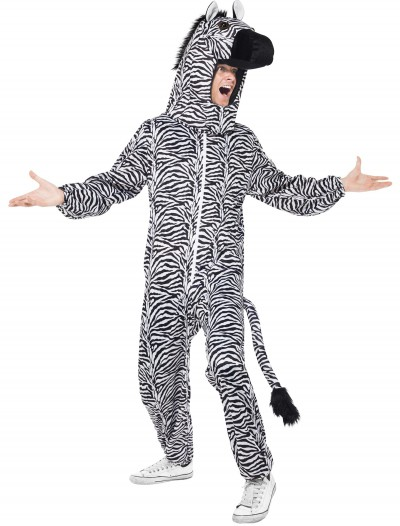 Zebra Costume For Adults, halloween costume (Zebra Costume For Adults)