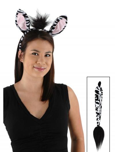 Zebra Kit, halloween costume (Zebra Kit)