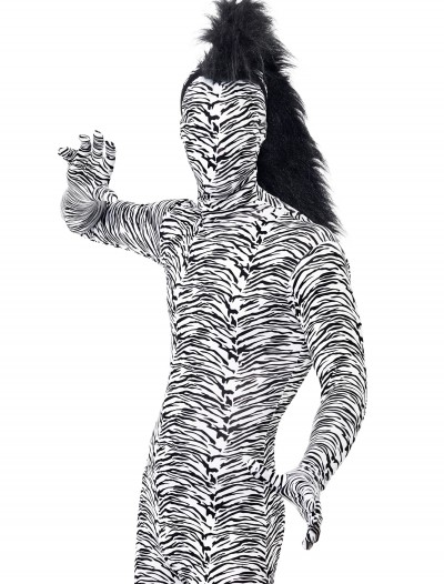 Zebra Mane, halloween costume (Zebra Mane)