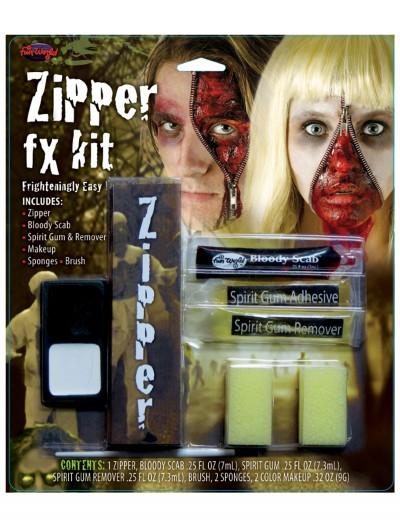 Zipper FX Makeup Kit, halloween costume (Zipper FX Makeup Kit)