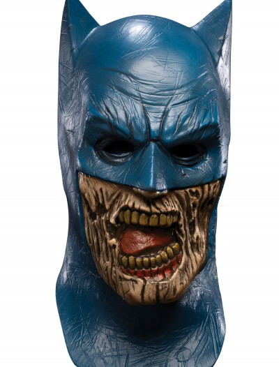 Zombie Batman Latex Mask, halloween costume (Zombie Batman Latex Mask)