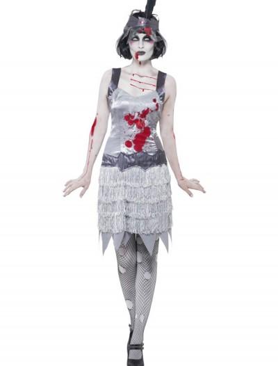 Zombie Flapper Costume, halloween costume (Zombie Flapper Costume)