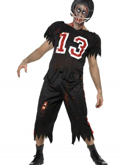Zombie Football Player Costume, halloween costume (Zombie Football Player Costume)