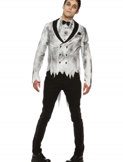 Zombie Groom Costume, halloween costume (Zombie Groom Costume)