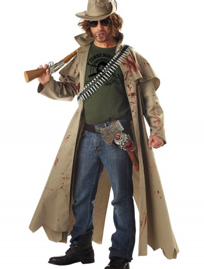 Zombie Hunter Costume, halloween costume (Zombie Hunter Costume)