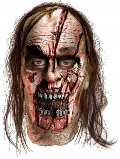Zombie Man Latex Mask, halloween costume (Zombie Man Latex Mask)