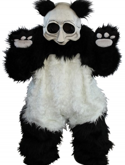 Zombie Panda Costume, halloween costume (Zombie Panda Costume)