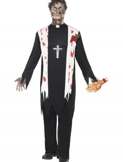Zombie Priest Costume, halloween costume (Zombie Priest Costume)