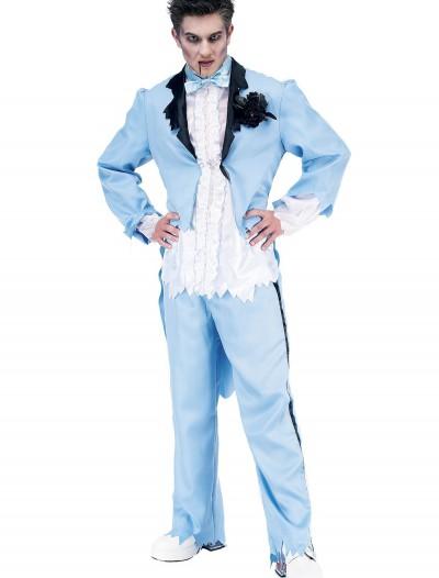 Zombie Prom King Costume, halloween costume (Zombie Prom King Costume)