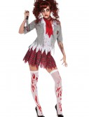 Zombie School Girl Costume, halloween costume (Zombie School Girl Costume)