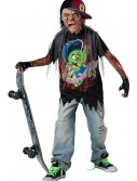 Zombie Sk8r Child Costume, halloween costume (Zombie Sk8r Child Costume)