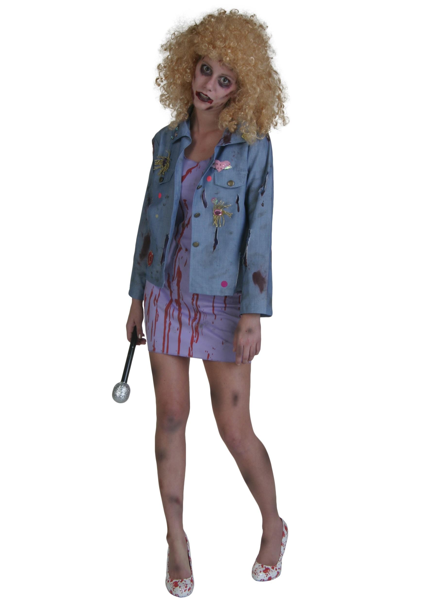 Zombie Soul Singer Costume  sc 1 st  Halloween Costumes & Zombie Soul Singer Costume - Halloween Costumes
