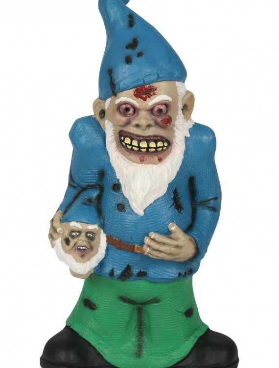 Zombie Yard Gnome: Style A, halloween costume (Zombie Yard Gnome: Style A)